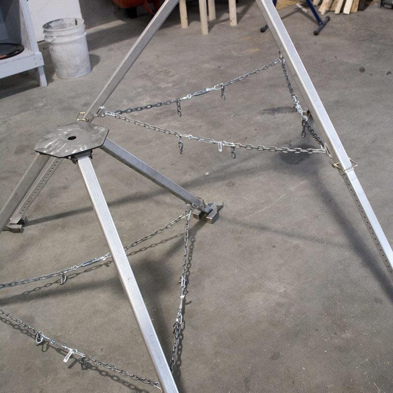 solar tripod