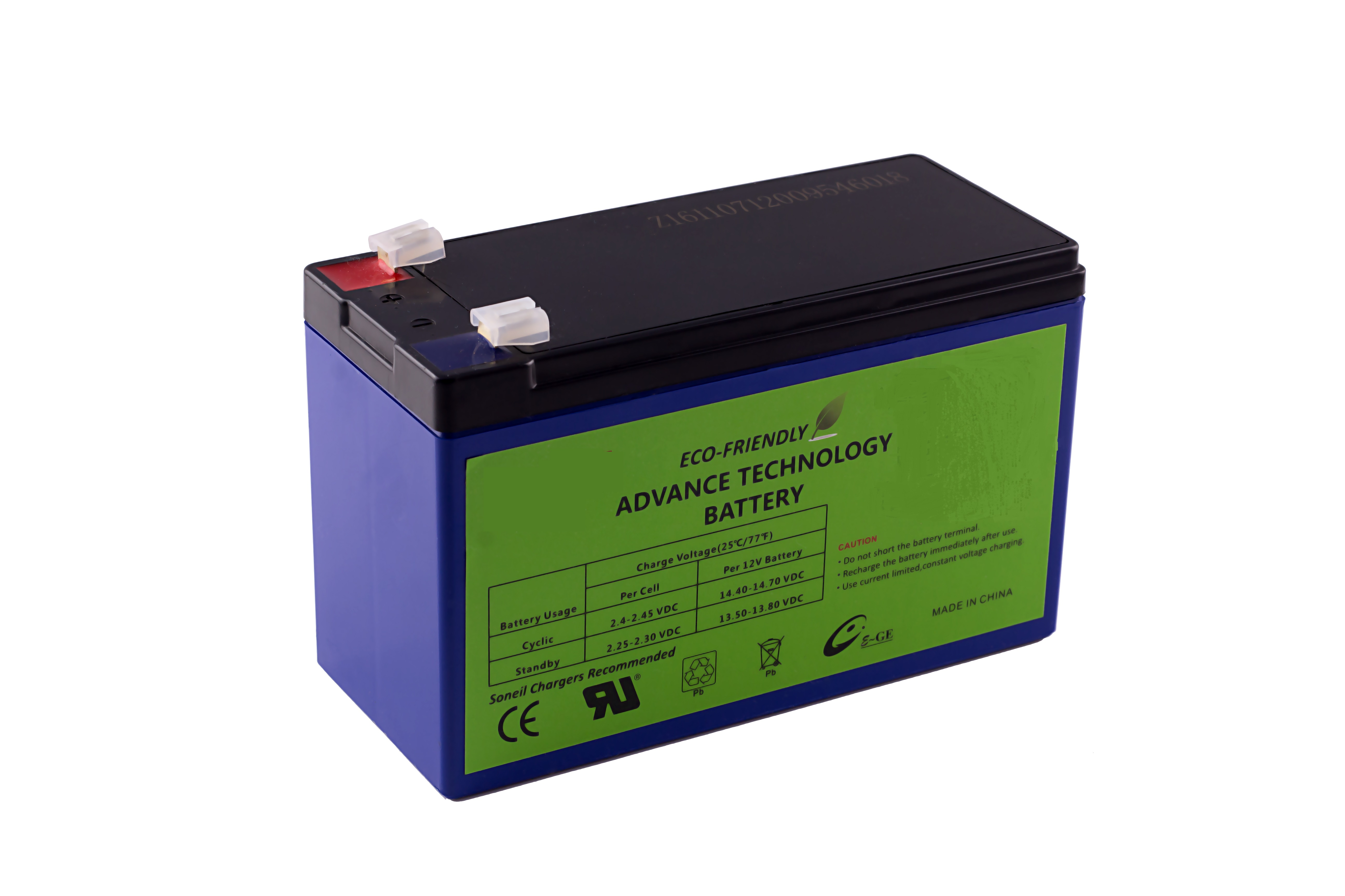 Upsonic PCM140VR Replacement Battery Rechargeable, high Rate